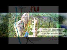 Best Apartment in Gomti Nagar Lucknow:Paarth NU Lucknow