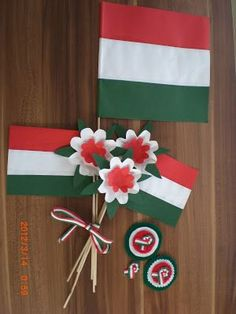 Kreatív ötletek március 15-ére - Színes Ötletek Independence Day Theme, Independence Day Activities, Independence Day Decoration, Diy And Crafts, Crafts For Kids, Arts And Crafts, Paper Crafts, Classroom Ceiling Decorations, Soft Board Decoration
