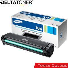 Samsung MLT-D104S Toner Dolum
