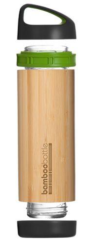 Bamboo flask, elegant too