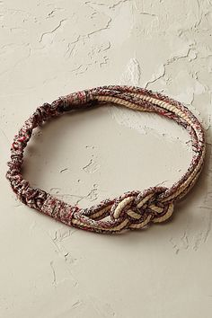 Anthropologie EU Midas Knot Headband