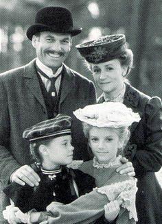 Malcom, Abigail, Sarah and Cecily