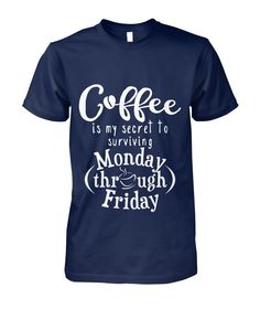 6a8b04777 Adult Unisex Funny Coffee Lovers T-Shirt For Women and Men Gym Shirts