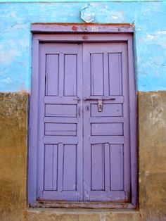 Nepalese doors