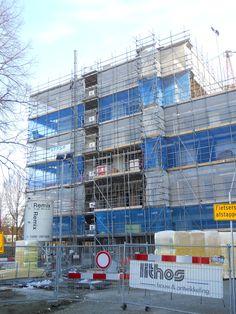 """Nieuwe gemeentehuis Leusden van 20 meter hoog """"Huis van Leusden"""""""