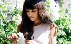 "Girl Crush Alert! Indian-German-Italian-Greek-Cypriot Actress Hannah Simone. Catch her on the Fox sitcom ""New Girl""! #ethniccool"