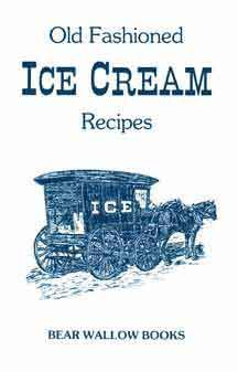 Ice Cream Recipes Cookbook. Learning to make old-fashioned homemade ice cream is not as hard as it seems. The recipes in this cookbook are clear and easy to understand. Many of the recipes do not even require an ice cream maker.  If you love homemade ice cream, you won't be disappointed in the large variety of recipes in this cookbook dedicated to ice cream. http://www.ebay.com/itm/262995747457?ssPageName=STRK:MESELX:IT&_trksid=p3984.m1558.l2649