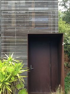 Image result for Alvar Aalto  timber Screening device exterior