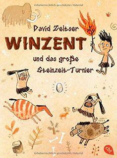 Winzent und das große Steinzeit-Turnier: Band 1 von David Zeltser http://www.amazon.de/dp/3570163423/ref=cm_sw_r_pi_dp_iyDHvb08Q73ES