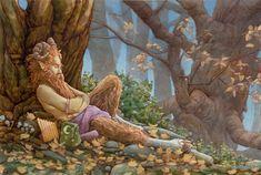 Solitude Faun, James Browne