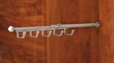 Pull-Out Belt Scarf Organizer
