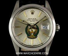 Rolex Stainless Steel O/P Silver UAE Crest Eagle Logo Dial Date 15000 Luxury Watches, Rolex Watches, Watches For Men, Rolex Logo, Used Rolex, Rolex Date, Eagle Logo, Vintage Rolex, Patek Philippe