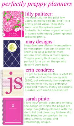 life with rMe: Guest Post : Perfectly Preppy Planners