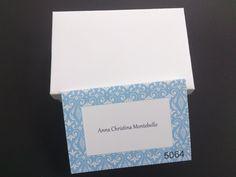 Cartão agradecimento