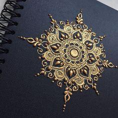 tattoo - mandala - art - design - line - henna - hand - back - sketch - doodle - girl - tat - tats - ink - inked - buddha - spirit - rose - symetric - etnic - inspired - design - sketch Henna Canvas, Henna Art, Mandala Drawing, Mandala Painting, Islamic Art Pattern, Pattern Art, Book Design, Design Art, Design Ideas