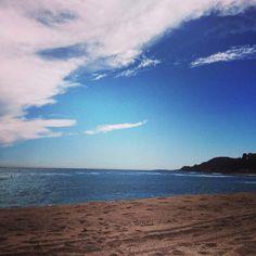 Beach at Lloret de Mar, Spain