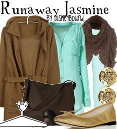 Disney Bound - Runaway Jasmine