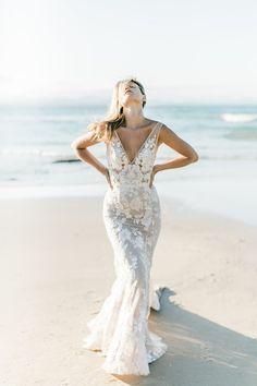 Made With Love Stevie Nude Lace Wedding Dress https://heyweddinglady.com/made-with-love-stevie-styling-inspiration/ #wedding #weddings #weddingideas #weddinginspiration #weddingdress #madewithlovebridal #bridalstyle #weddingfashion #weddingstyling