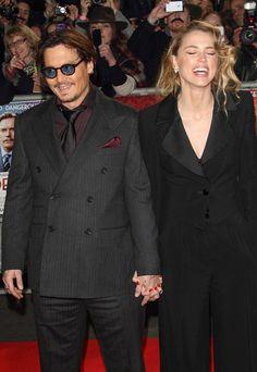 Amber Heard: Johnny Depp spendet zum Steuern sparen - http://ift.tt/2bqjXOW