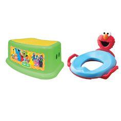 Elmo Potty Training Kit #1
