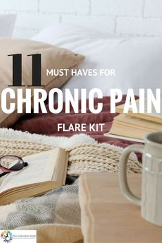 Must Haves For Chronic Pain | Chronic Pain Flare Kit