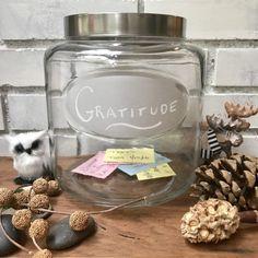 Gratitude Jar #mindf