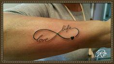 #tattoo #eternity #love #life