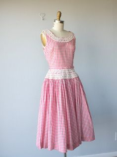 Chronically Vintage: Let's go on a vintage picnic