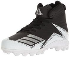 9404ad099d9e81 Adidas Performance Kids Freak Mid MD J Football Shoes Review Flag Football  Equipment