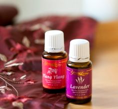 Two LOVELY fragrances that will thrill anyone this Valentine's Day! http://RoseMis.com/youngliving