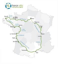 Circuit Velo, Rando Velo, Travel Memories, Bike Trails, France Travel, Kayaking, Adventure Travel, Places To Go, Camping