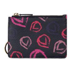 :: EBLOUIR :: Crayon card wallet #wallet,#neckwallet,#cardwallet,#eblouir,#leather, #colorful, #cute, #style, #accessories