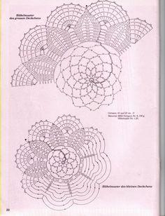 la boutique delluncinetto e ancora Crochet Doily Diagram, Crochet Square Patterns, Crochet Mandala, Crochet Art, Filet Crochet, Crochet Motif, Irish Crochet, Crochet Designs, Crochet Stitches