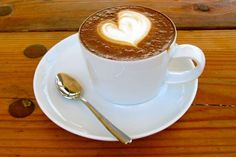 A warming cup of coffee at Gene Cafe. Image by John Lee / Lonely Planet