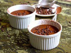 Cappuccino Pots de Crème