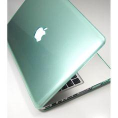 mint MacBook Pro case/cover <3
