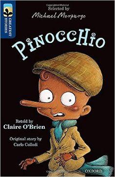 Víctor Rivas Ilustrador: Pinocchio