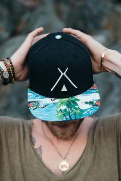 f771b011682 Surf001. Hawaiian HatsLifestyle ClothingSnapback ...