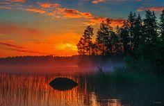 Cold summer morning by m-eralp.deviantart.com on @deviantART