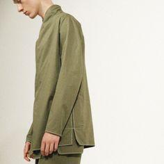 Damir Doma Men's SS16 Collection Available Online: Jahi Wrap Jacket. Visit Our Online Store: shop.damirdoma.com