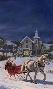 MOVING Snowing Christmas Sleigh Ride Scene - Snowing Christmas Scene Gif diy christmas gifts, creative christmas gifts for bestfriend, smores christmas gift Snowing Christmas Sleigh Ride Scene - Snowing Christmas Scene Gif Christmas Scenes, Christmas Past, Christmas Images, Winter Christmas, Xmas, Country Christmas, Animated Christmas Pictures, Christmas Gifts, Victorian Christmas