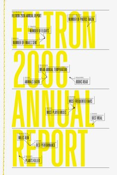 annual report, infograph, exhibition style