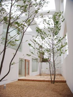 House N by Sou Fujimoto Oita, Japan.