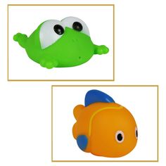 Funny water tub town bath toy with net