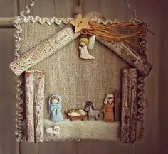 Button Crafts, Cool Kids, Macrame, Christmas Crafts, Miniatures, Ideas, Christmas Ornaments, Scrappy Quilts, Home