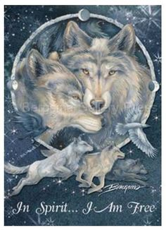 In Spirit... I Am Free Magnet- Jody Bergsma  Price $6.99  http://efairies.com/in-spirit-i-am-free-magnet-jody-bergsma/