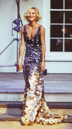 In ♥ with this dress    Harper s Bazaar September 2007 df378f9220