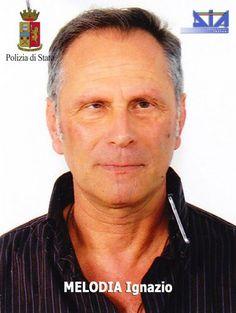 Ignazio Melodia(1956) Capo de la famille de Alcamo(Trapani) 2014- present. Capo Mandamento de Alcamo 2014- present. arrested February 21, 2017.