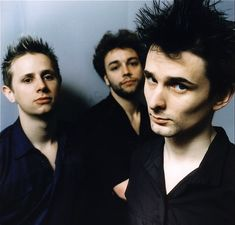 MUSE : MUSE Photo Session Origin of Symmetry