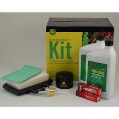 John Deere Home Maintenance Kit (Briggs & Stratton V-Twin OHV) - LG263